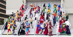 JLA vs Avengers | 50 awesome cosplay pics from Dragon Con 2013 | Blastr