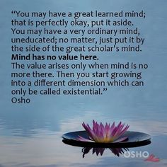 "393 vind-ik-leuks, 4 reacties - OSHO International (@oshointernational) op Instagram: 'From talk #5 of ""The Language of Existence"" Listen to the entire talk on shop.osho.com #OSHO…'"