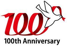 【ネスレ日本】100周年ロゴ(2012年)