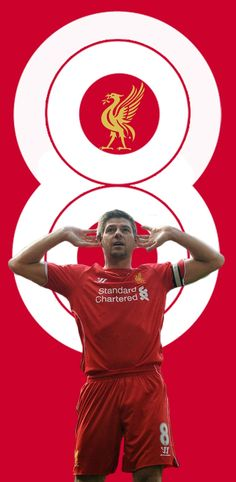 Fc Liverpool, Liverpool Football Club, Stevie G, France Football, This Is Anfield, Steven Gerrard, Best Player, Antwerp, Counting