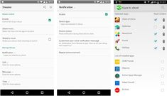 Shouter - Android Notification App