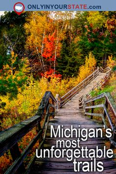 Travel | Michigan | Attractions | USA | Things To Do | Outdoor | Adventure | Places To Visit | Day Trips | Weekend Getaway | Unforgettable Places | Hidden Gems | Scenic Hikes | Trails | Hiking | Easy Hikes | Ghost Town | State Parks | Waterfront | Islands | Pictured Rocks | Mountains | Dunes