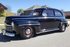 PROJECT CARS FOR SALE - Dick Mike's Hot Rod Garage 1947 ford tudor photos