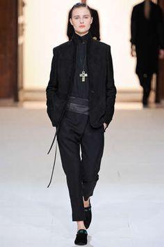 Priest-Inspired Runways : Damir Doma Fall 2012