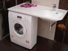 Resultado de imagen de lavadora secadora estrecha