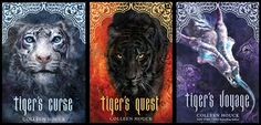 Tiger's Curse series of books 1-3 - Bing Images