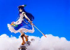 Hobby Japan Tenshi Hinanai by ankimo_ymd, via Flickr