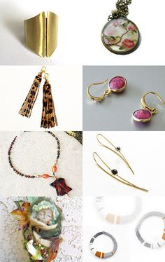 GREAT MORNING FINDS by Anna Margaritou on Etsy--Pinned with TreasuryPin.com