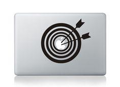 Mac Decal Macbook Stickers Macbook Decals Apple Decal for Macbook Pro / Macbook air / iPad / iPad 2 / iPad 3 / iPhone Macbook Stickers, Macbook Decal, Macbook Air, Mac Decals, Vinyl Decals, Ipad, Apple, Iphone, Silhouette Cameo