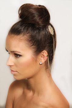 jeweled hair styles