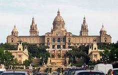 Palacio Nacional (Barcelona) - Wikipedia, la enciclopedia libre