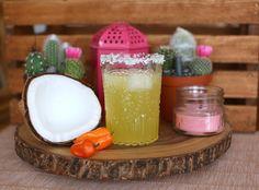 Habanero Coconut Margarita - Powered by @ultimaterecipe