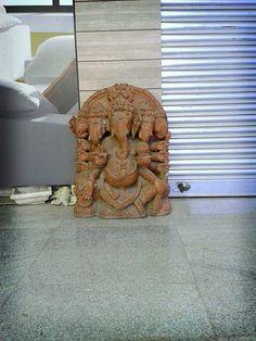 Panchamukha Herambha Ganesha