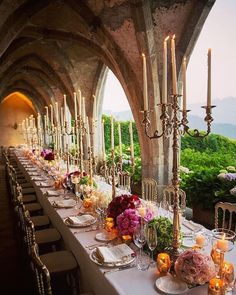 photo credit the fabulous One of the most beautiful tablescapes created this summer planning and design: Laura Frappa Florals: Wedding Locations, Wedding Venues, Perfect Wedding, Dream Wedding, Italy Wedding, Wedding Designs, Wedding Table, Wedding Reception, Tablescapes