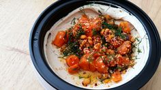 Being and Formulating – Carrot Humus from Dizengoff