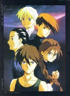 Mobile Suit Gundam Wing, Fight - Artbook IV