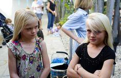 #backstage #fun #casting, #photoshoot, #kids #fashion. copyright Luca Zordan