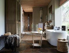 Luxurious Singita Serengeti House in Tanzania