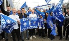 Leicester's on the map now': fans and residents celebrate ...