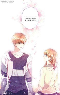 Love Like Cherry Blossoms- Xia yi and Lin Lu