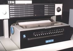 IBM 1130 - Used in College back in the late 60's. Those were the days!