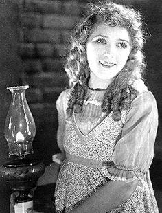 Mary Pickford as Pollyanna