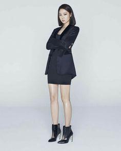 Kong Hyo Jin for Suecomma Bonnie 2015