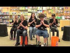 Teen Pulse - Grove - Barnes & Noble Performance 11/21/11 - YouTube