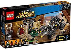 Batman: Rescue from Ra's al Ghul. NEW LEGO DC Comics Super Heroes. All of my products are genuine, authentic goods. Talia Al Ghul, Batman Lego Sets, Lego Batman Movie, Heroes Dc Comics, Batman Batarang, Ri Happy, Ras Al Ghul, Batman Mask, Lego Dc