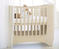 Lit évolutif Leander de 0 à 8 ans - Naturel - Leander - Lit bébé design pour chambre d'enfant - Les Enfants du Design