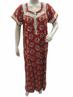 Night Wear Lingerie, Muslim Women Fashion, Long Kaftan, Haute Hippie, House Dress, Abaya Fashion, Nightwear, Night Gown, African Fashion