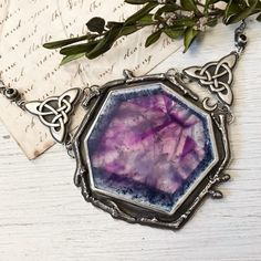 Soliloquy Jewelry added a new photo — in Boston, Massachusetts. Pendant Jewelry, Jewelry Necklaces, Pendant Necklace, Type 3, Brooches, Theater, Pendants, Facebook, Pretty