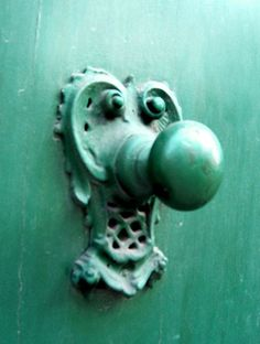 The Door Handle Smile in Cleves (Kleve), a town in the Lower Rhine region of northwestern Germany posted on Flickr - Photo Sharing! by taschik