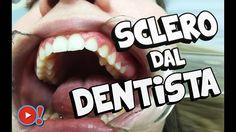 Bambini che vanno per la prima volta dal dentista!
