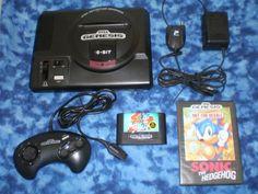Sega Genesis / Sonic the Hedgehog. Still the greatest system ever.