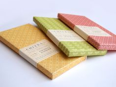 Chitra Artisan Chocolates: Logo & Packaging on Behance