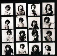 jim morrison - photo booth