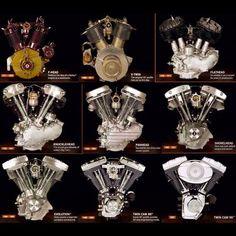 Harley Davidson engines #harleydavidsonsportsterroadster