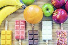 Ice Pops, Mango, Merry, Apple, Fruit, Food, Popsicles, Manga, Apple Fruit