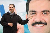 El gobernador de Sonora, Guillermo Padrés Elías. Foto: Luis Gutiérrez