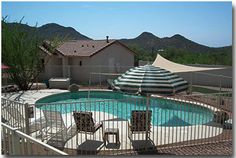 www.Reviewresorts.com show guest reviews of Casa Cahava in Cave Creek, Arizona