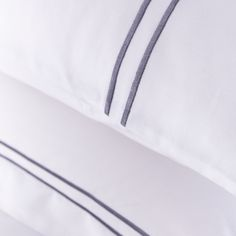 Mayfair pillowcase, at clairecorkinteriors