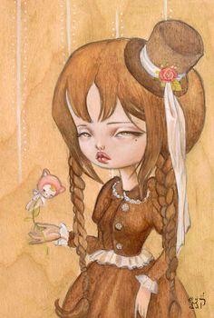 Artwork by Kukula