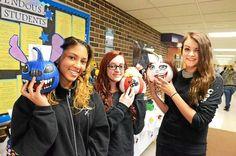 Oakland students pumpkin contest