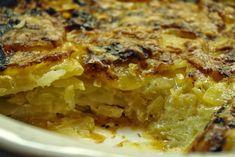 Mennonite Girls Can Cook: Gourmet Scalloped Potatoes Flan