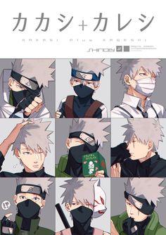 Naruto One-Shots - Kakashi x Reader [Bedazzling] Kakashi Anbu, Sasuke X Naruto, Naruto Comic, Art Naruto, Manga Naruto, Naruto Boys, Naruto Cute, Naruto Shippuden Anime, Boruto