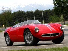 FAB WHEELS DIGEST (F.W.D.): 1954 Alfa Romeo 2000 Sportiva Concepts
