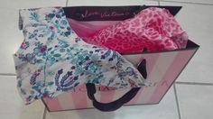 Jemný květinový vzor pro každodenní nošení :) #victoriasecret #tanga #kalhotky #panties #VS #musthave #lingerie #sexy