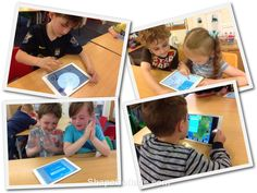 Parkfield Primary School students make TinyTap games for their peers