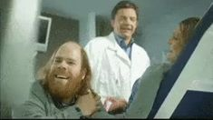 That's a… – Gif Happy People, Funny People, Satire, Beste Gif, Dankest Memes, Jokes, 3 Gif, Funny Thoughts, Twisted Humor